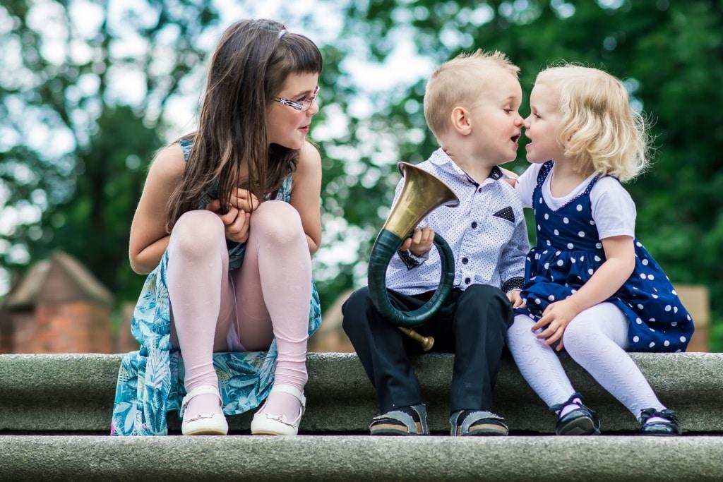 Fotografie dětí - trvalá vzpomínka