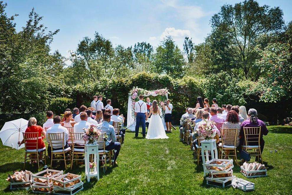 Svatby na farmě Michael